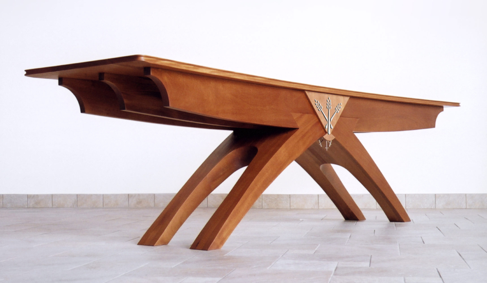 Bush Products Inc. - Communion Table – By William Bush